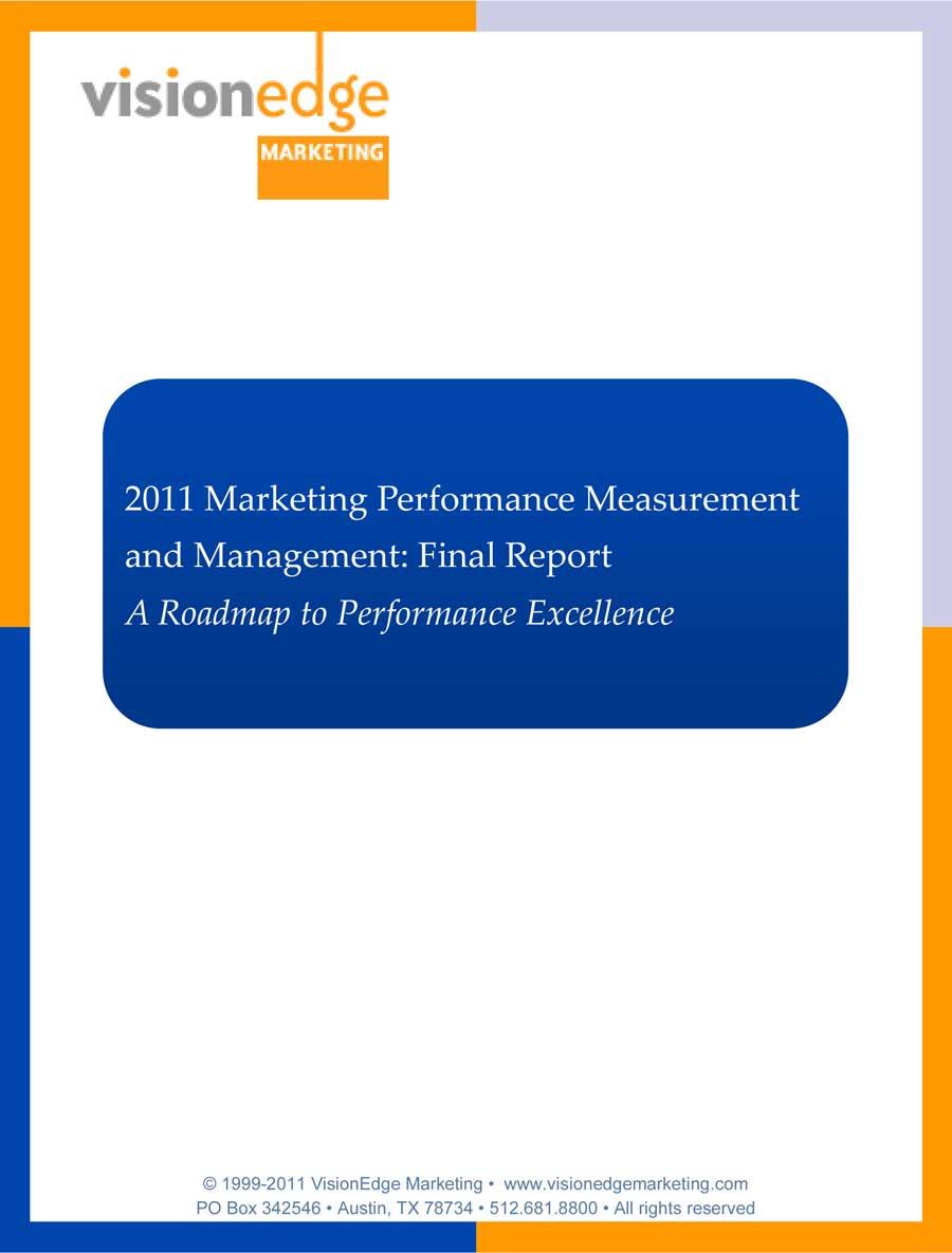 2011 MPM Final Report Cover