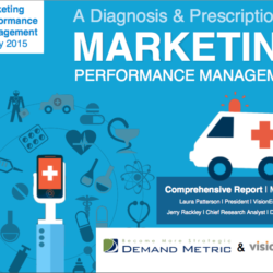 2015 Marketing Performance Management Study Report