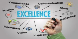 Make excellence a core value for your Marketing organization