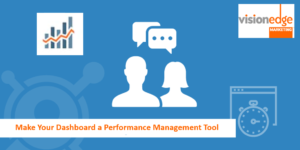 Make your dashboard a marketing performance management tool