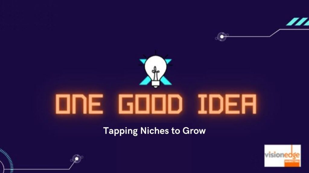 niche marketing to grow in an established market