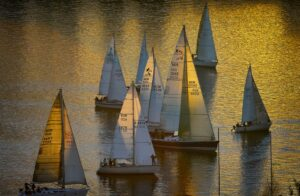 keep your strategy when you're sails are fill
